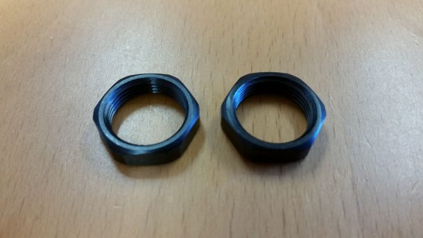 Details about  /1-5//8 Heavy Hex Jam Nut 5.5 Tpi 1-5//8-5.5 Steel Plain 1 Pcs